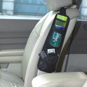 Image 5 - Support universel de sac accrochant de poche Multi de stockage dorganisateur de siège latéral automatique de voiture