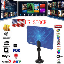 Get more info on the PYMH 300 Mile Range Indoor Antenna TV Digital HD Skywire Digital HDTV 1080p Antenna