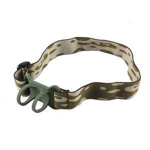Image 1 - flashlight headband for 22 30mm flashlight