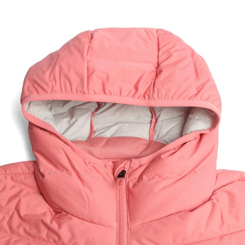 Original New Arrival 2018 Adidas NUVIC JACKET Women's Down coat Hiking Down Sportswear 3