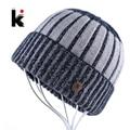 Mens Skullies Touca Thicker Fringe Designer Beanie Wool Hat Knitted Boy Caps Bonnet Beanies Winter Stocking Cap Hats For Men