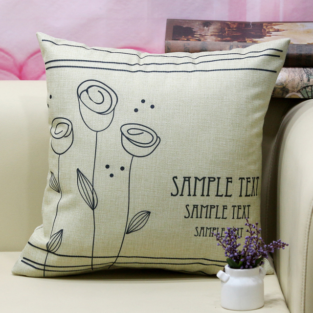 Cheap Decorative Pillows For Couch Pillow Cover Flowers Living Delectable Relax Decorative Pillow