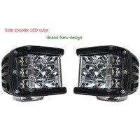 2 X 45W Side Shot Pod Cubes LED S LED Work Light Off Road Led Light