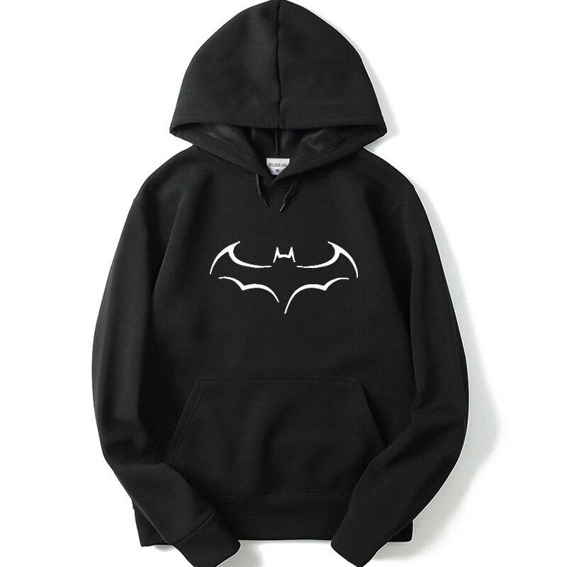 Sweat capuche homme Logo Batman