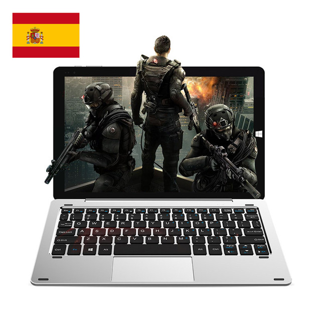 Chuwi Hi10 Pro 10.1 Inch 1920x1200 IPS Tablet PC Dual OS Intel Cherry Trail Z8350 4G RAM 64G ROM Windows 10 & Android 5.1