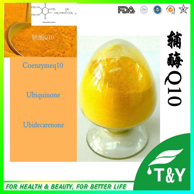 Best Selling Produto coenzima Q 10 em pó 100g