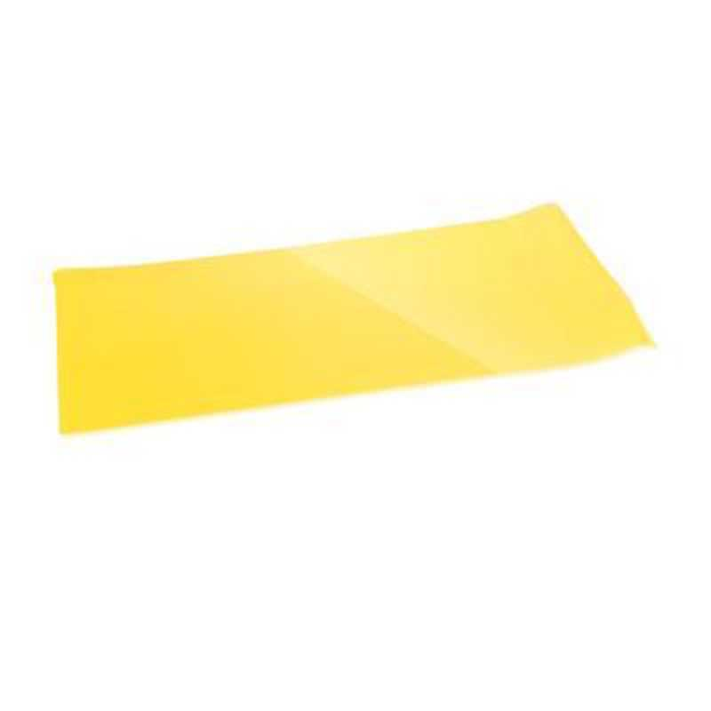 Mayitr 60x30CM Yellow Car Headlight Fog Light Vinyl Film Auto Taillight Tint Vinyl Smoke Film Sheet Sticker DIY Decoration