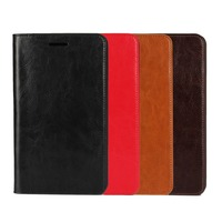 Genuine Leather Case For Huawei MediaPad M2 Youth Version 7 0 Inch Flip Case With Stand