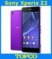 "Sony Xperia Z2 Original Unlocked GSM Android Quad-Core 3GB RAM D6503 3G&4G 5.2"" 20.7MP+2.2MP WIFI GPS 16GB Dropshipping"