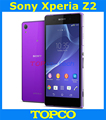 "Sony Xperia Z2 abierto Original GSM Android Quad Core 3 GB RAM D6503 3 G y 4 G 5.2 "" 20.7MP + 2.2MP WIFI GPS 16 GB Dropshipping"