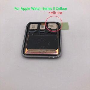 Image 3 - 新しい液晶ディスプレイ時計Series1 2 3シリーズ4 5 38メートル40 42 44液晶タッチスクリーンタッチスクリーンデジタイザpantalla交換携帯gps
