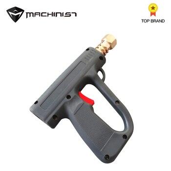1 pc tête de verrouillage du pistolet à souder cuivre serrer la tête de la Dent tirant la Machine torche de soudage par points pour la réparation de la tôle de voiture extracteur de Dent