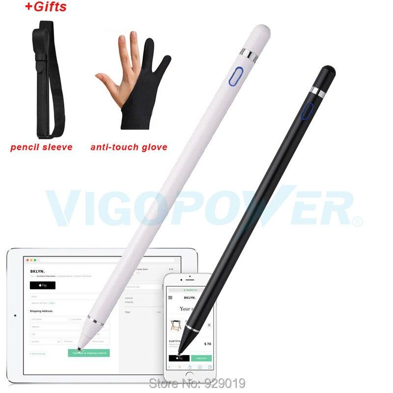 Stylus voor iPad iPhone voor Samsung voor Huawei mobiele tablet touch schilderij pen Capacitieve Scherm Tekening pen voor Apple Potlood-in Aanraakpennen voor tablets van Computer & Kantoor op AliExpress - 11.11_Dubbel 11Vrijgezellendag 1