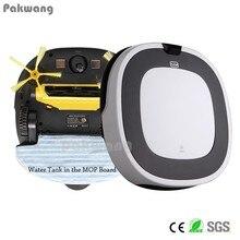PAKWANG D5501 Робот Пылесос 5 В 1 Многофункциональный Очистки Большой Швабра с Баком Для Воды Мокрой Шваброй Робот Пылесос