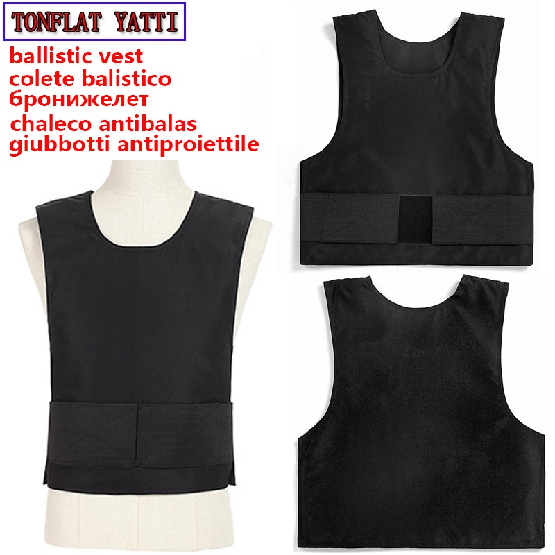 bulletproof vest Military Tactical Army Concealable Bullet Proof bullet proof vest chaleco antibalas Low Profile Body Armor