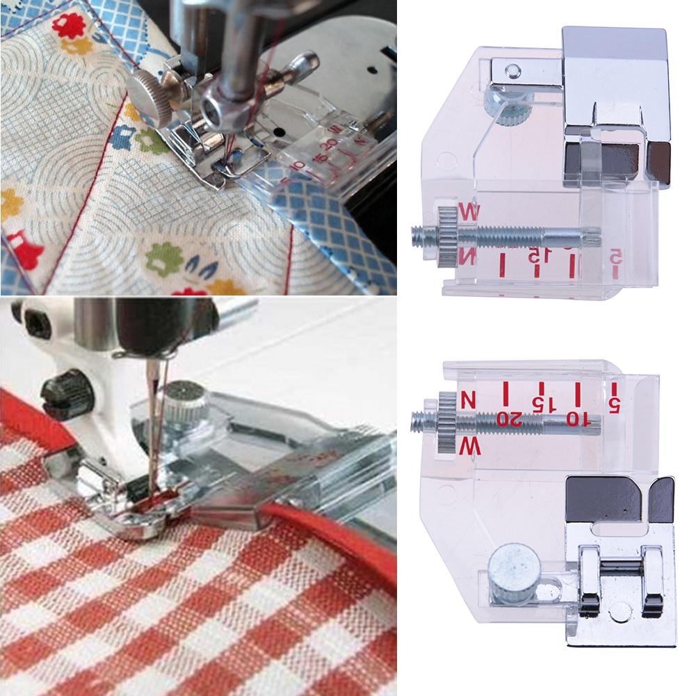 Регулируемый прижимной лапки для переплетения ног швейная машина аксессуар для крепления для певицы с низким хвостовиком