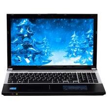 Zueslap 15.6 inch Intel Core i7 Процессор 4 ГБ Оперативная память + 240 ГБ SSD + 750 ГБ HDD WI-FI Bluetooth DVD-ROM Windows 7/10 ноутбук