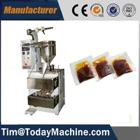 Hot Sale Puffed Food Vertical Packaging Machine Three Side Seal Granular Product Packing Machine