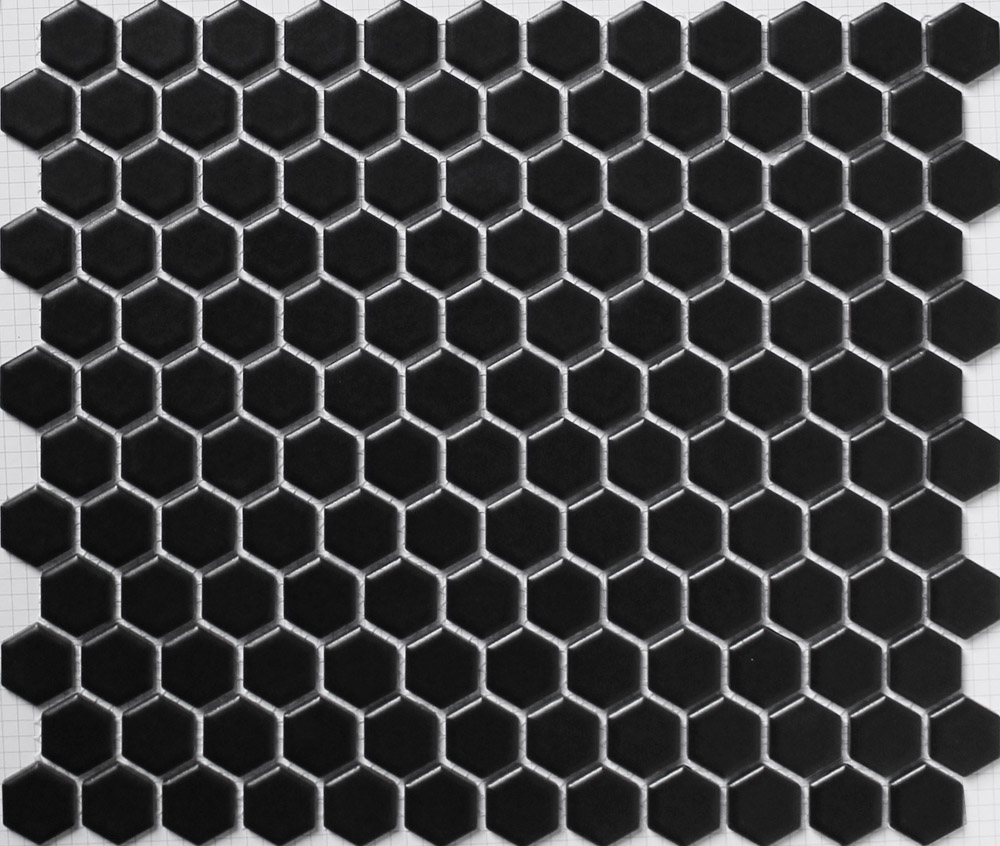 Black hexagon ceramic mosaic tiles kitchen backsplash wall black hexagon ceramic mosaic tiles kitchen backsplash wall bathroom wall and floor tiles matt and glossy both available in wallpapers from home improvement dailygadgetfo Image collections