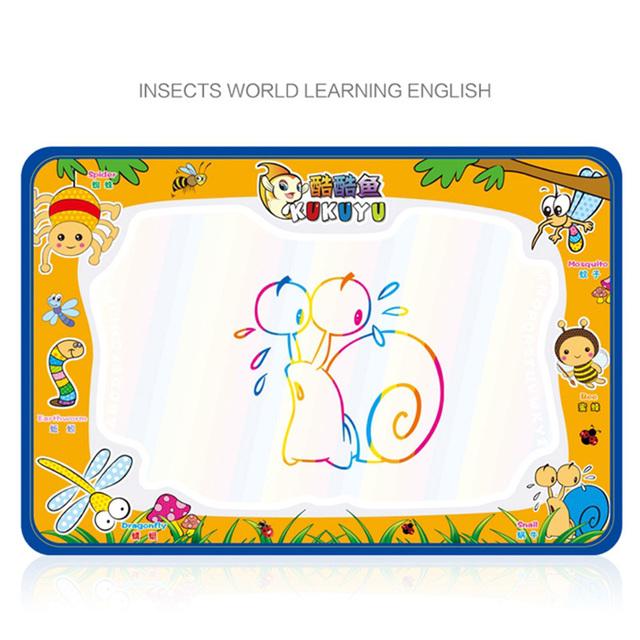 Water Doodle Mat for Babies and Kids
