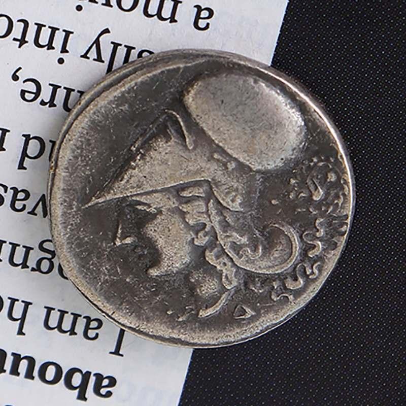 Rare Ancient Greek Coin Tetradrachm
