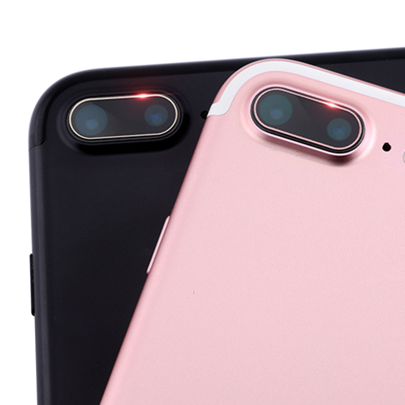 Anti-fingerprint Back color Camera Lens Clear Protector for iphoneX 7 8 plus Explosion Proof Tempered Glass Protective Film GHMY