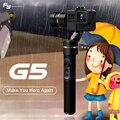 Feiyu hero5 g5 handheld gimbal para gopro 5 4 xiaomi yi 4 k SJ Ação AEE Cams Salpicos Bluetooth-enabled controle g5 em estoque