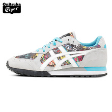 High Quality Onitsuka Tiger COLORADO Women Sneakers Breathable Women Outdoor Sport Shoes Lightweight Women Running Shoes D6C6N