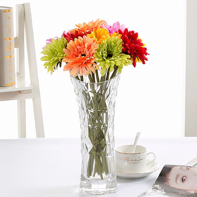 Cheap 100pcs/lot DIY Real Touch Artificial Flower For Wedding ...
