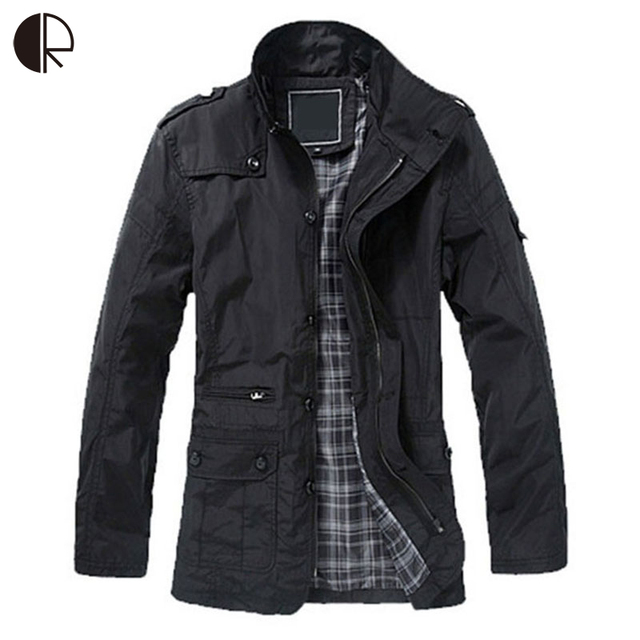 Aliexpress.com : Buy 2016 New Winter And Fall Fashion Men Trench ...