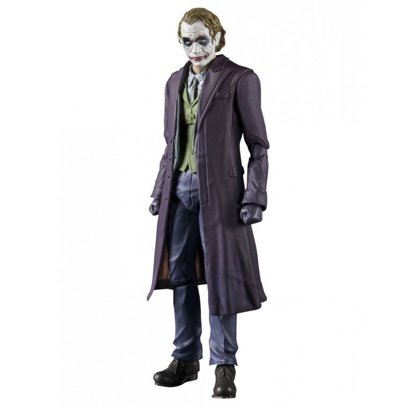 New Batman The Dark Night Joker SHF Figures Collectible Mascot Toys for Kid Gifts In Box