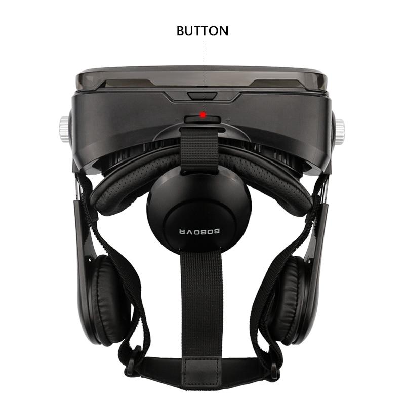 10Casque 3D VR réalité virtuelle