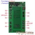 10 ШТ. Для K-9201 Kaisi 6 в 1 Профессиональный Активации Батареи Заряд Доска с микрофонный Кабель USB для iPhone4 4S 5 5S 5C 6 6 P 6 S 6SP