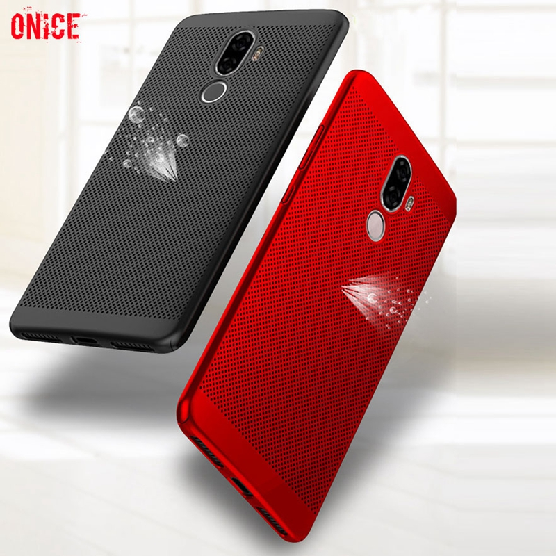 Xiomi 5S Plus Mesh Case On For Xiaomi Redmi 4X 4 Pro 4A Note 4x 5A 3S Mi 6 A1 5X 5 5S Plus 5c MIX 2 MAX 2 Case 4/6/32/64/128 GB image