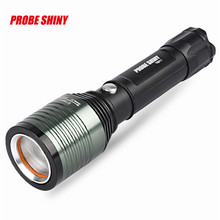 Yimistar #4024 Bright Bike Bicycle Lights Zoomable Q5 LED 18650 Flashlight Torch Zoom Lamp Light 3 Mode Wholesale P80