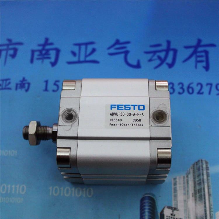 ADVU-25-25-P-A ADVU-50-125-P-A ADVU-50-60-P-A FESTO  cylinders ADVU series msfw 230 50 60 4540 festo orginal coil