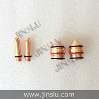 Plasma Cutting Torch Kits HP 260 3PCS 220440T Shield Cap 3PCS 220439T Nozzle 3PCS 220435T Electrode