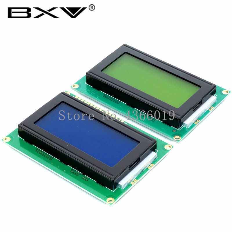 1 ADET LCD1602/1604/2004 modülü sarı yeşil/mavi ekran 16x2 16x4 20x4 Karakter lcd ekran Modülü 1602 1604 2004 5V arduino için