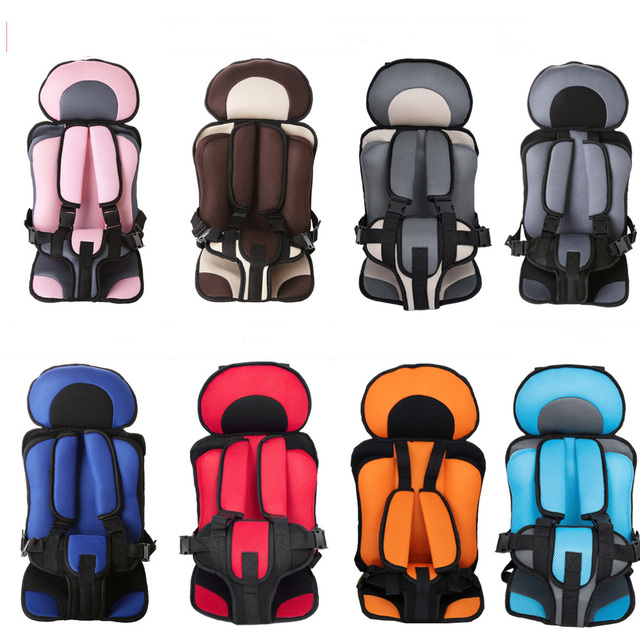 Youwinme Portable Baby Car Safety Seat Kids Auto Infant Seat Cover