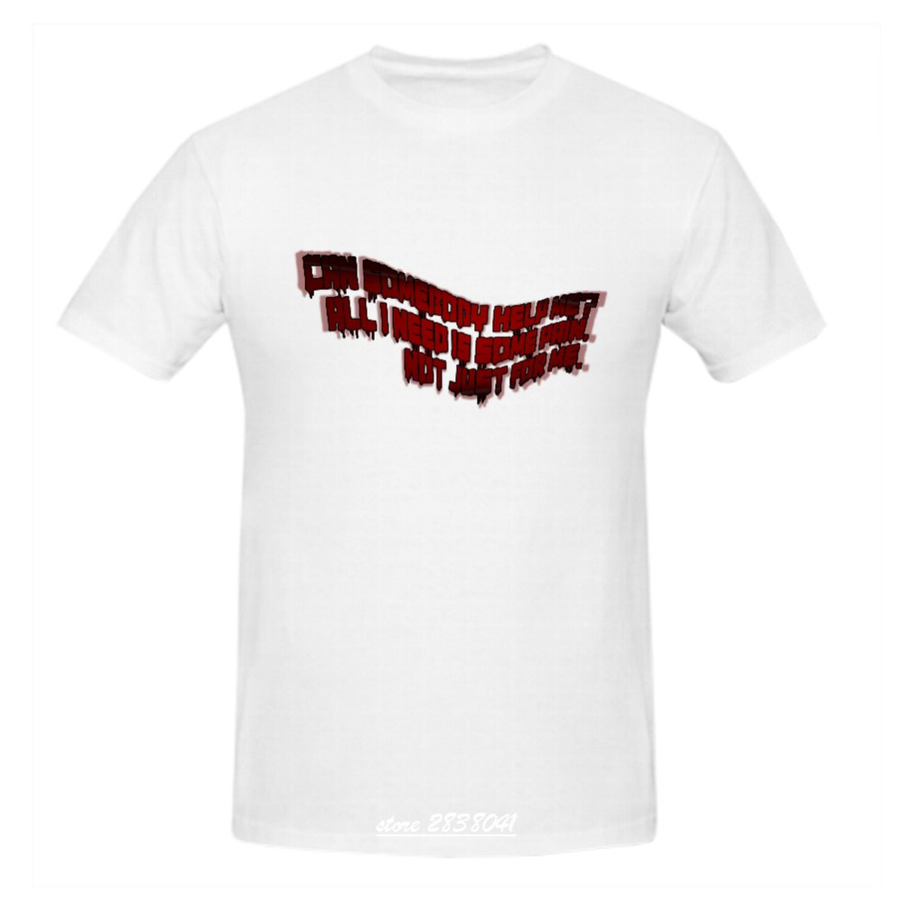 RTTMALL Fashion 2017 R B Band Undershirt For Mens Plus Size Hip Hop Rock Print Tee