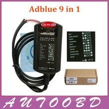 Alta Calidad Adblue AdBlue Emulador 9 en 1 de Diagnóstico Del Carro Diesel emulación 9in1 Para Autobuses y Vehículos Pesados Camiones EURO 4 y 5