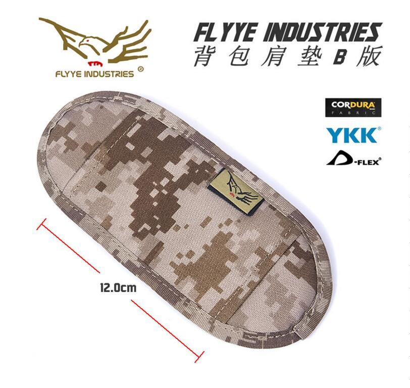 FLYYE 1 Piece MOLL Bag Padding Ver.B Bag Shoulder Protection Pad BG-A001