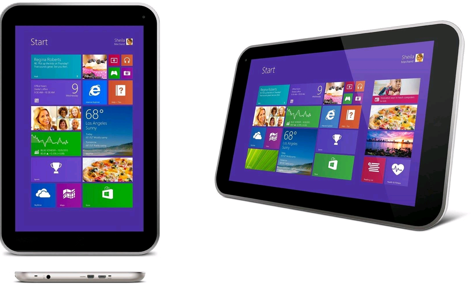 Toshiba Encore WT8-A Windows Vista 32-BIT