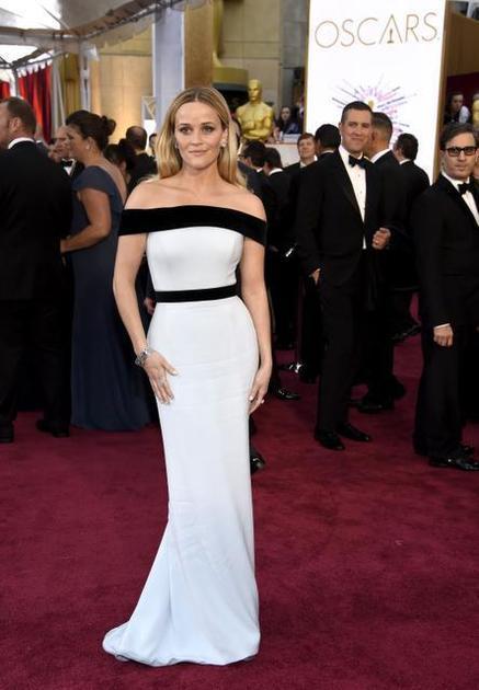 Белое и черное платье-Русалка для выпускного, длина до пола, торжественное платье для свадебной вечеринки на заказ - Цвет: as picture