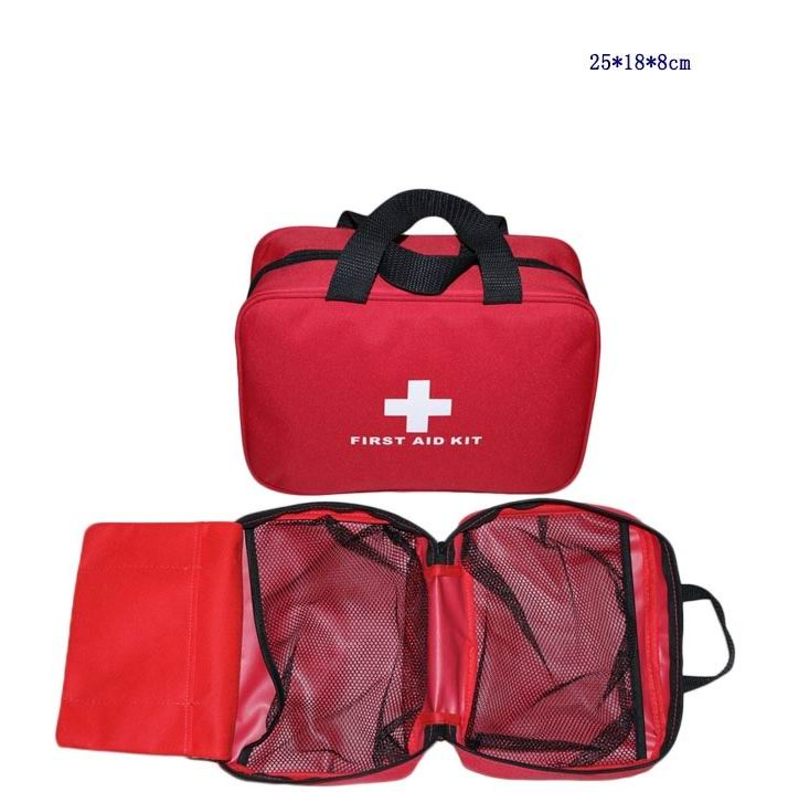 Empty Bag for  Emergency Kits Safe  Survival Travel First Aid Kit Outdoor Wilderness Camping Hiking Medical Pack Set empty bag backpack for first aid kit survival travel camping hiking medical emergency kits pack safe outdoor wilderness