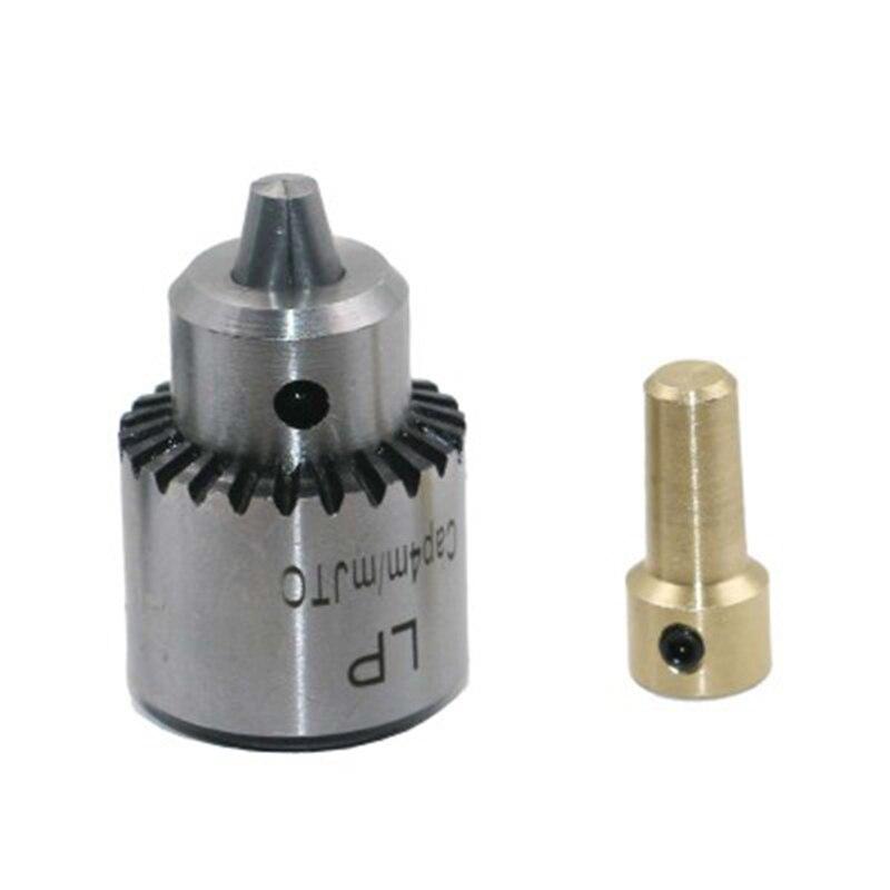 12V Electric Hand Drill Motor PCB Press Drilling Compact Set 0.5-3mm Twist Bits 0.3-4mm JT0 Mini DC Chucks Tool