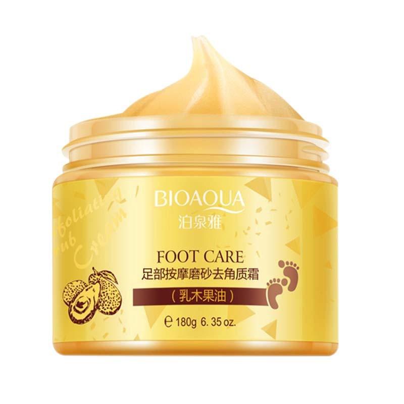 цена на Foot Care Cream Peeling Exfoliating Whitening Moisturizing Foot Spa Beauty Remove Dead Skin Foot Cream