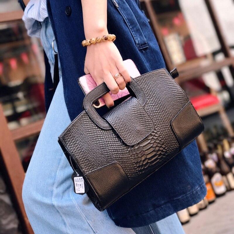 2017 New Women Clutch Bag\Handbag Genuine Leather Evening Bag Fashion Shoulder Bag\Messenger Bag~16B55