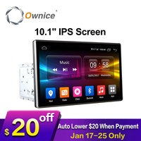 Ownice C500 2Din 10 1 Inch HD Android 6 0 Octa Core Universal Car Radio Stereo