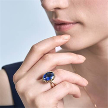 Sapphire Diamond Ring Bizuteria with Bague Etoile 10K gold Anillos De Diamante Jewelry for Wedding Fashion Women Rings Gemstones ainuoshi 10k solid yellow gold wedding ring sona simulated diamond jewelry lady anillos new flower shape women engagement rings